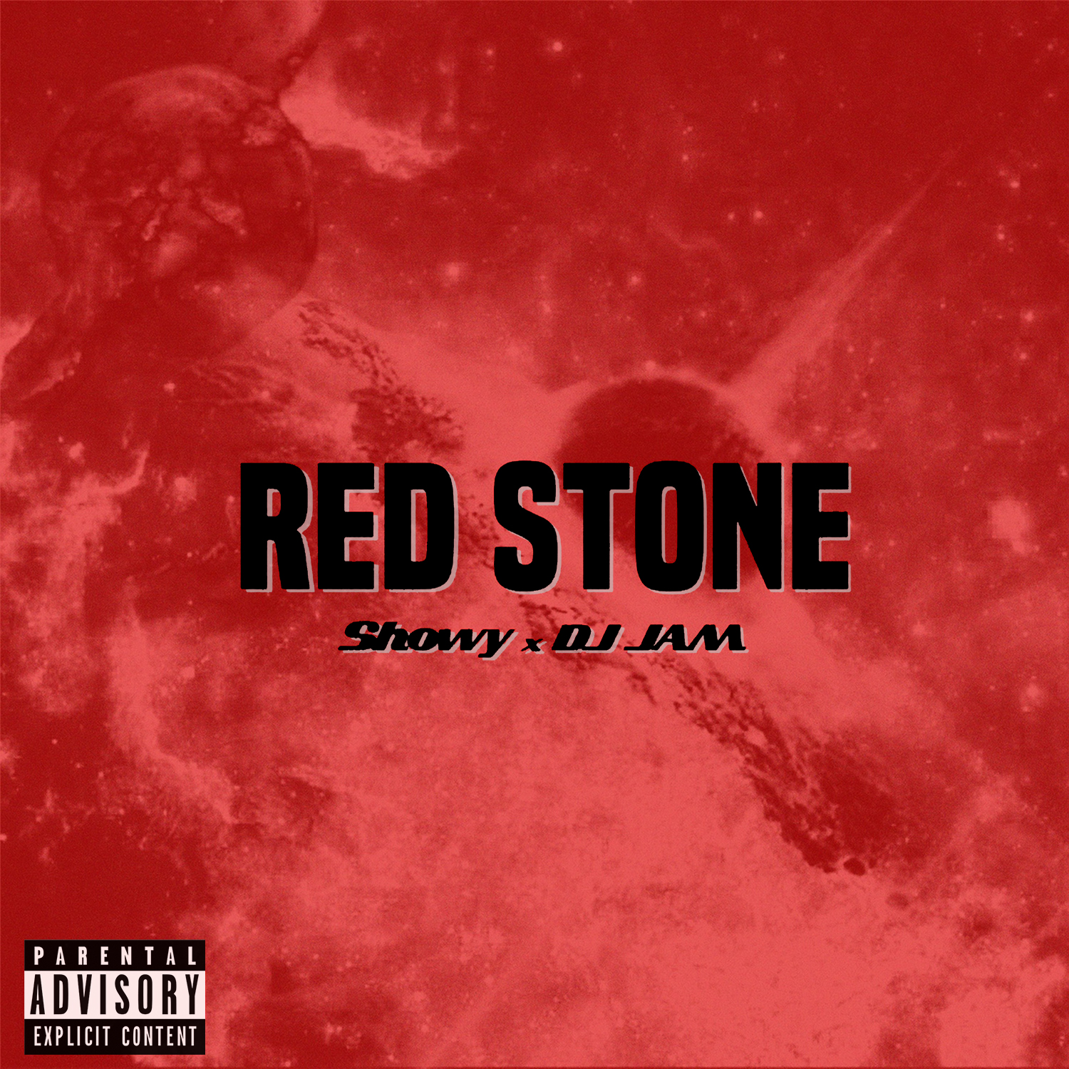 Showy × DJ JAM – RED STONE (DELUXE)